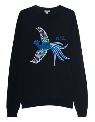 KENZO Knit Phoenix Black