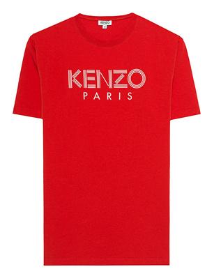 KENZO Logo Basic Red