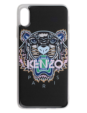 KENZO IPhone X+ Tiger Head Black