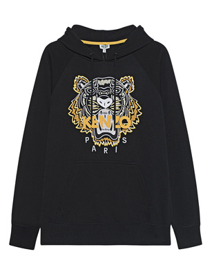 KENZO Hoodie Classic Tiger Black
