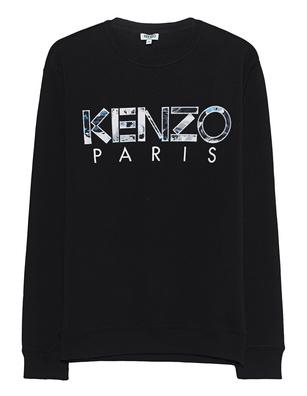 KENZO Logo Sweater Black