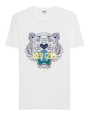 KENZO Tiger White