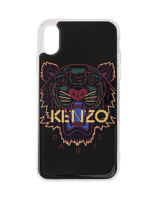 KENZO Iphone X/Xs Case Tiger Head Black