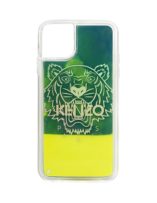 KENZO Tiger Iphone 11 Pro Max Case Yellow
