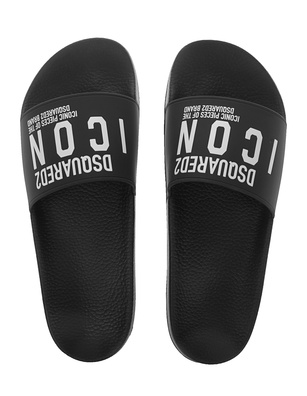 DSQUARED2 ICON Wording Black