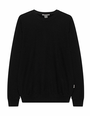 CROSSLEY Cotton Cashmere Black