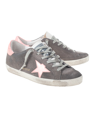 GOLDEN GOOSE DELUXE BRAND Superstar Coral Grey
