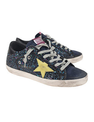 GOLDEN GOOSE DELUXE BRAND Superstar Disco Multicolor