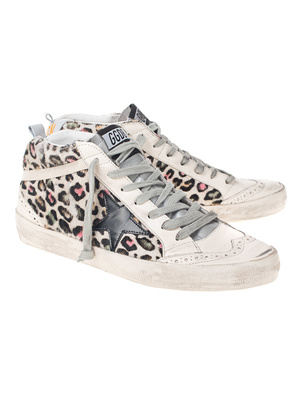 GOLDEN GOOSE DELUXE BRAND Mid Star Pony Multicolor