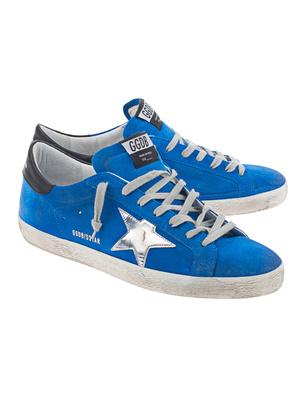 GOLDEN GOOSE DELUXE BRAND Superstar Blue
