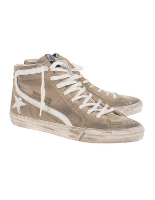 GOLDEN GOOSE DELUXE BRAND Slide Used Beige