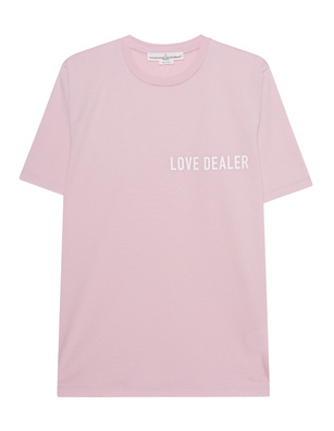 GOLDEN GOOSE DELUXE BRAND Cindy Love Dealer Rose