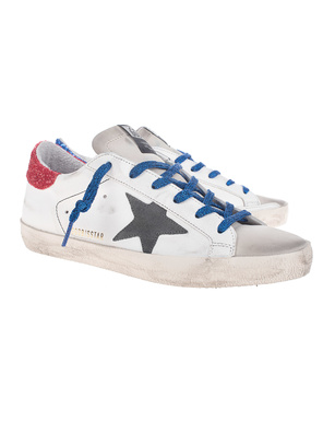 GOLDEN GOOSE DELUXE BRAND Superstar America White