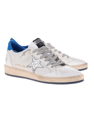 GOLDEN GOOSE DELUXE BRAND Ball Star Blue White