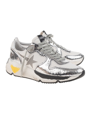 GOLDEN GOOSE DELUXE BRAND Running Sole White