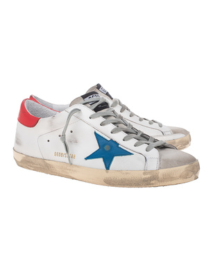 GOLDEN GOOSE DELUXE BRAND Superstar Leather Off-White