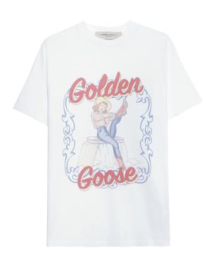 GOLDEN GOOSE DELUXE BRAND Golden Goose Western White