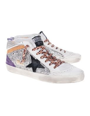 GOLDEN GOOSE DELUXE BRAND Superstar Mid Star White