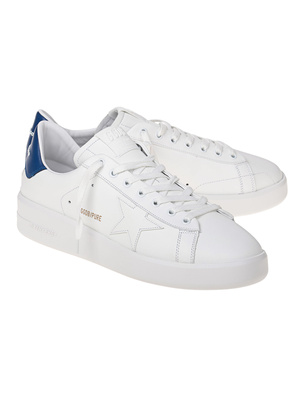 GOLDEN GOOSE DELUXE BRAND Pure Star Blue White