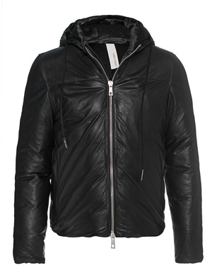GIORGIO BRATO Hooded Outdoor Black
