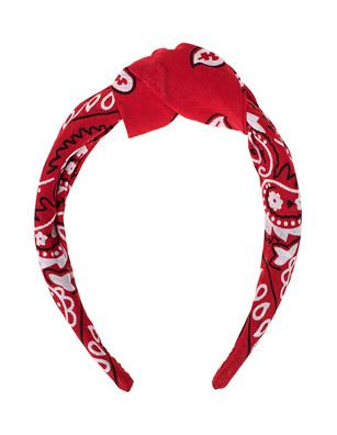 Arizona Love Head Bandana Red