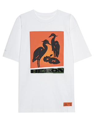 HERON PRESTON Nightshift White
