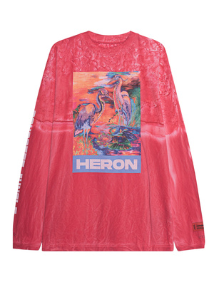 HERON PRESTON Colors Lond Red