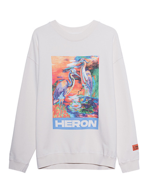 HERON PRESTON Colors Sweater Off White