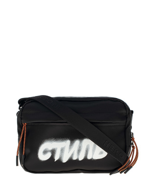 HERON PRESTON Camera Bag CTNMB Black