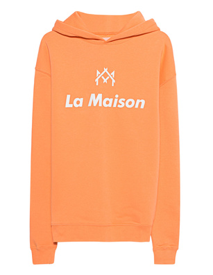 MAISON 030 Label Front Orange