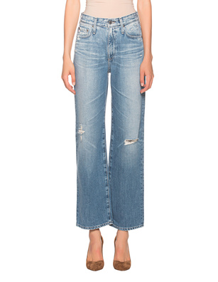 AG Jeans Tomas Destroyed Baggy Blue
