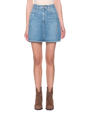 AG Jeans Vera Destroyed Blue