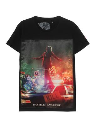 Bastille Joker Silk Black