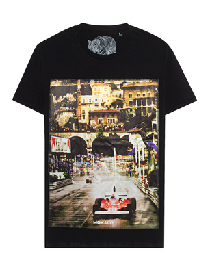 Bastille GP Monaco Black
