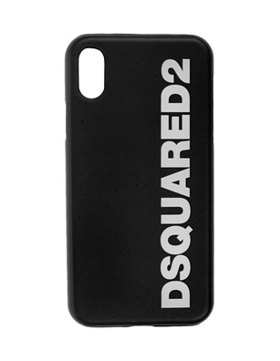 DSQUARED2 Case iPhone X Black