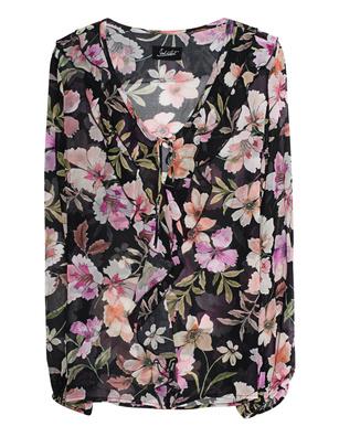 JADICTED Floral Ruffles Multicolor