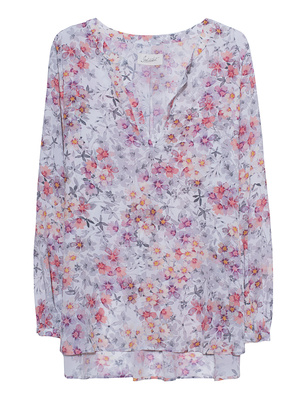 JADICTED Floral Silky Multicolor