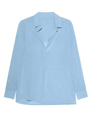 JADICTED Silk Uni Celeste Light Blue