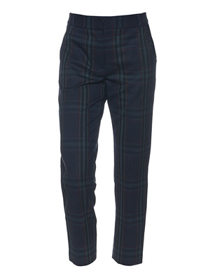VELVET BY GRAHAM & SPENCER Checked Dark Multicolor
