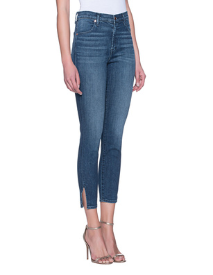 J BRAND Alana High Rise Cropped Skinny Blue