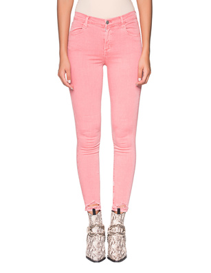 J BRAND Alana High Rise Crop Skinny Rose
