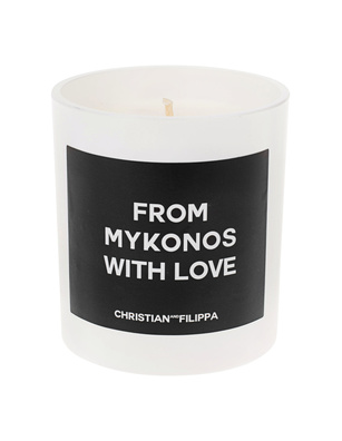Christian und Filippa From Mykonos With Love