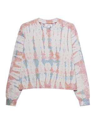 VELVET BY GRAHAM & SPENCER Jody Sunrise Tie Dye Multicolor