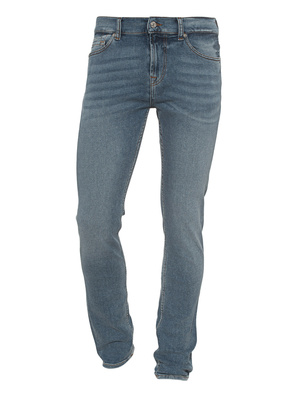 7 FOR ALL MANKIND Ronnie Luxe Vintage Nobility Blue