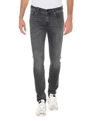 7 FOR ALL MANKIND Ronnie Luxe Grey
