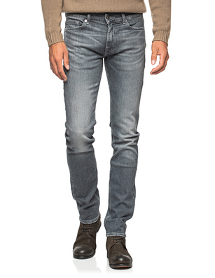 7 FOR ALL MANKIND Ronnie Washed Grey