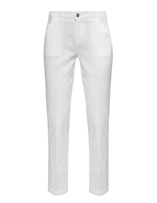 7 FOR ALL MANKIND Chino Twill White