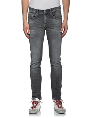 7 FOR ALL MANKIND Slimmy Tapered Mid Grey