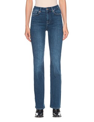 7 FOR ALL MANKIND Lisha Slim Illusion Blue