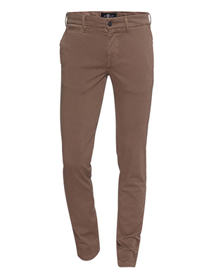7 FOR ALL MANKIND Slim Luxe Beige